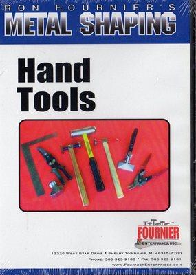 Htv01 Metal Work Basics Hand Tools By Ron Fournier Htv01